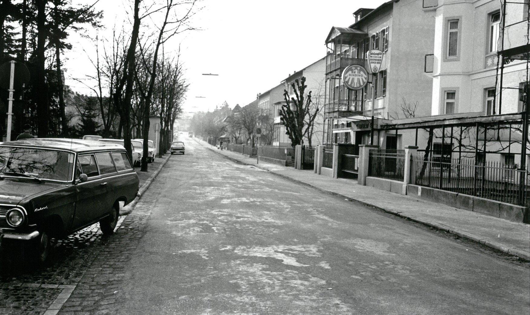 Alleestrasse 1968