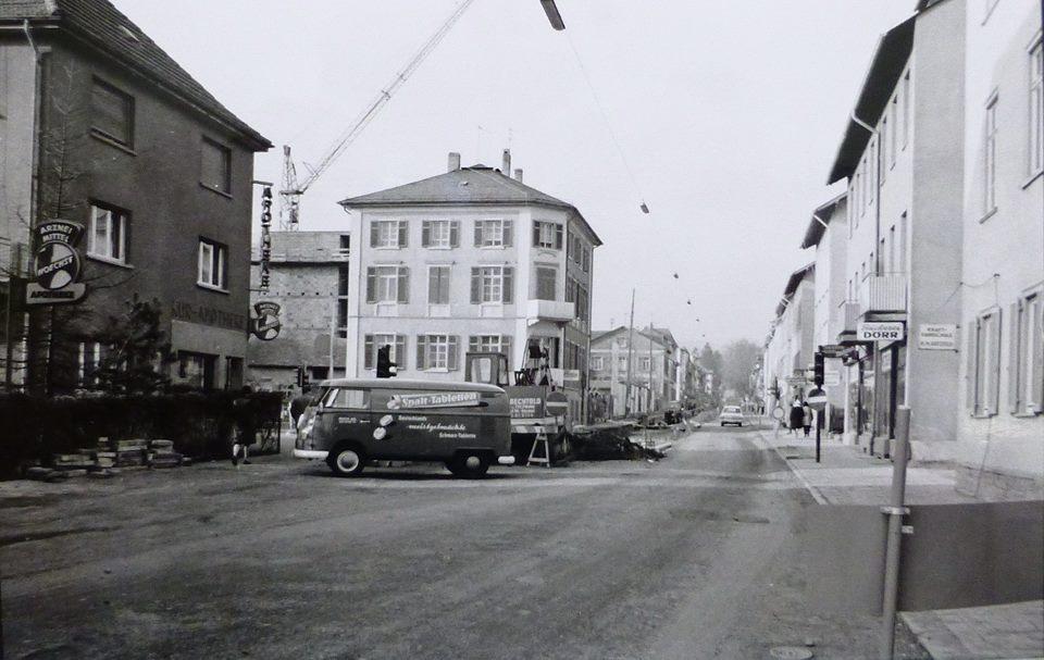 Bad Soden, Ecke Alleestrasse