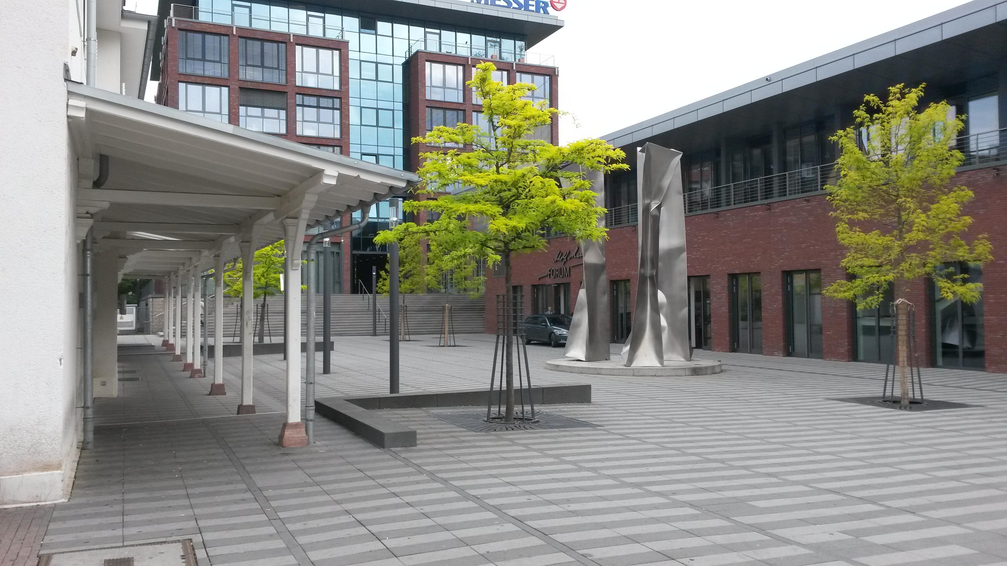 Bahnhof 2018