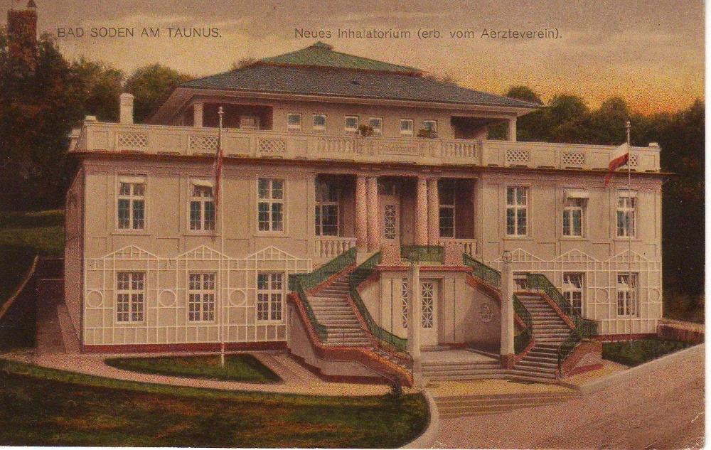 Inhalatorium 1915
