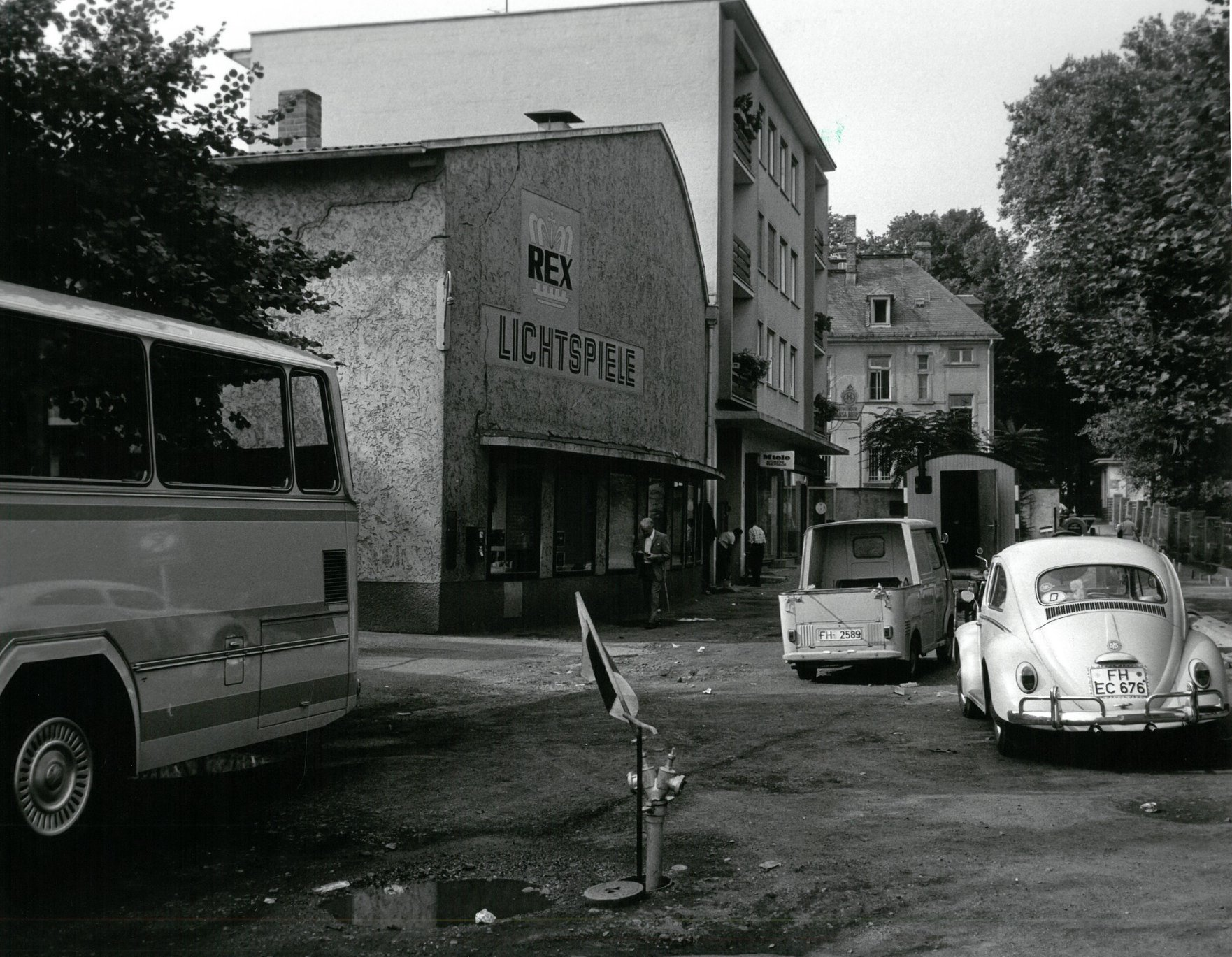 Kino REX am Bahnhof