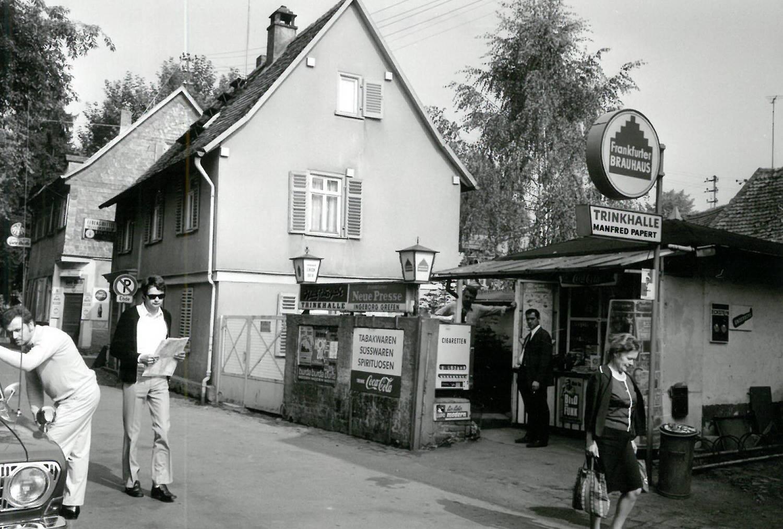 Kiosk Pappert
